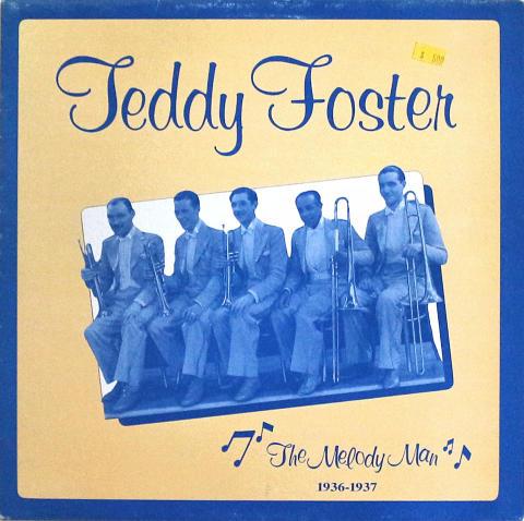 "Teddy Foster Vinyl 12"""