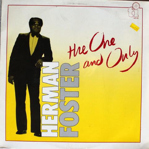 """Herman Foster Vinyl 12"""""""