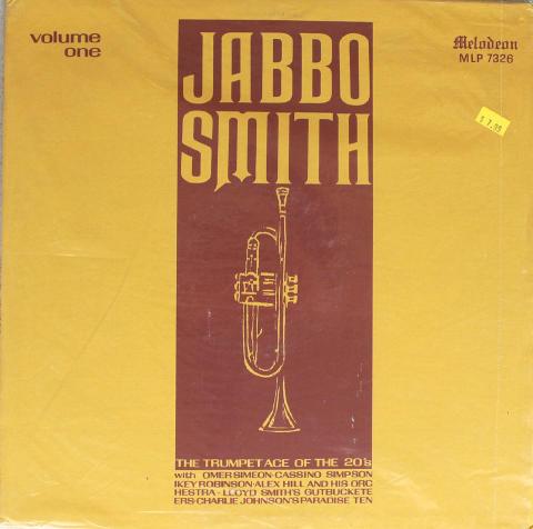 """Jabbo Smith Vinyl 12"""""""