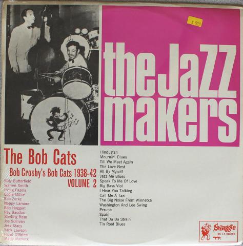 """The Bob Cats Vinyl 12"""""""