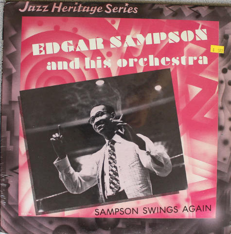 Edgar Sampson And His Orchestra Vinyl 12""