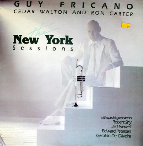 """Guy Fricano Vinyl 12"""""""