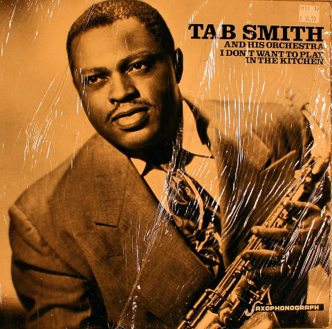 """Tab Smith And His Orchestra Vinyl 12"""""""