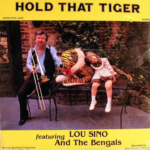 Lou Sino And The Bengals Vinyl 12""