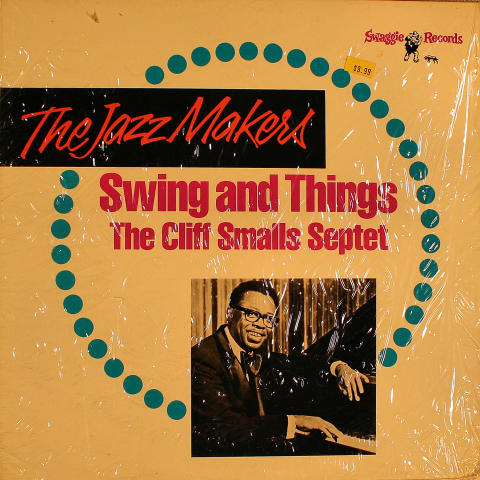 The Cliff Smalls Septet Vinyl 12""