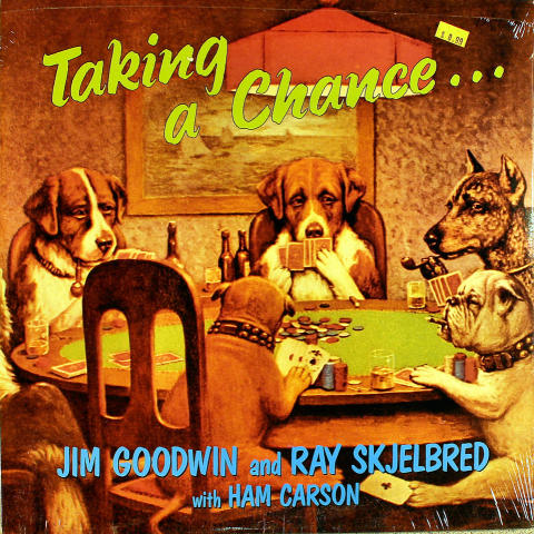 "Jim Goodwin Vinyl 12"""