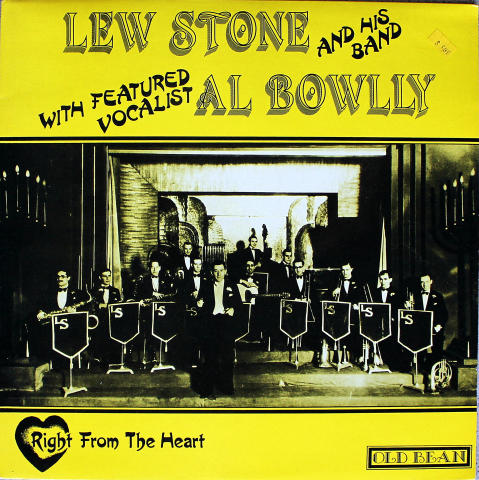 """Lew Stone And His Band Vinyl 12"""""""
