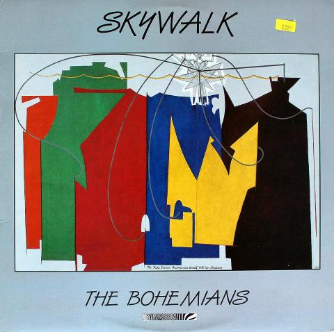 """The Bohemians Vinyl 12"""""""