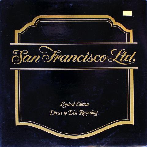 """San Francisco LTD Vinyl 12"""""""