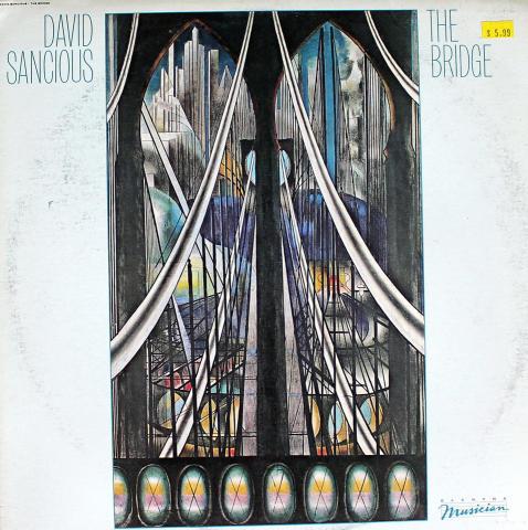 "David Sancious Vinyl 12"""