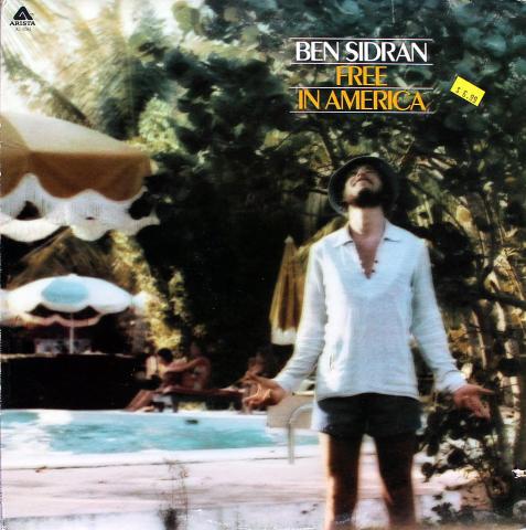 "Ben Sidran Vinyl 12"""
