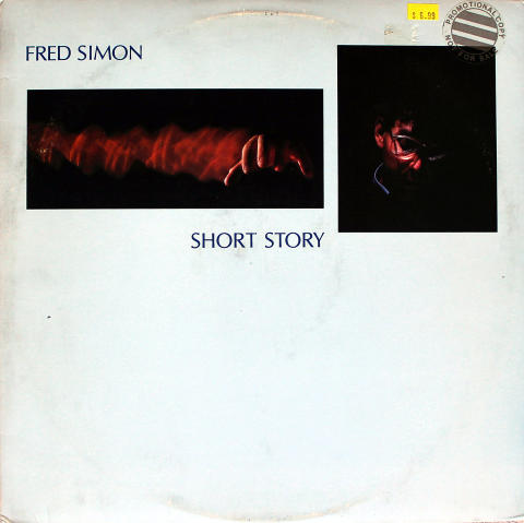 Fred Simon Vinyl 12""