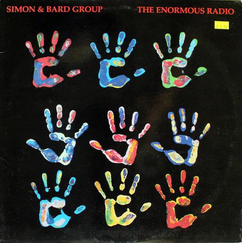 "Simon & Bard Group Vinyl 12"""
