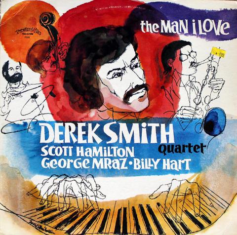 """Derek Smith Quartet Vinyl 12"""""""