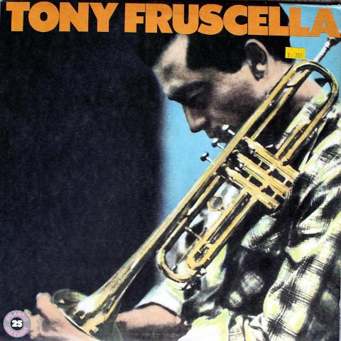 """Tony Fruscella Vinyl 12"""""""