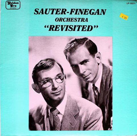 "The Sauter-Finegan Orchestra Vinyl 12"""