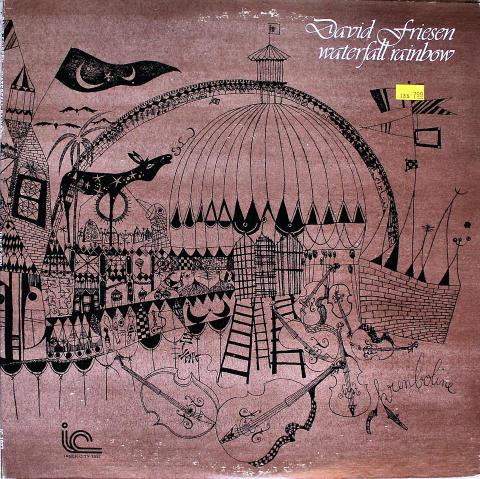 """David Friesen Vinyl 12"""""""