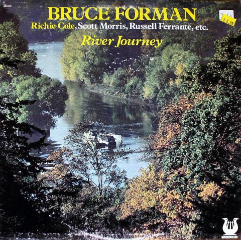 """Bruce Forman Vinyl 12"""""""