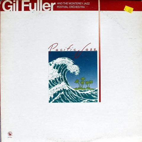 """Gil Fuller & The Monterey Jazz Festival Orchestra Vinyl 12"""""""