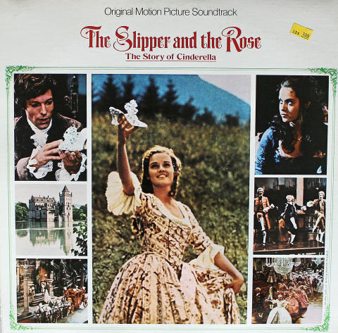 The Slipper and the Rose: The Story of Cinderella Vinyl 12""