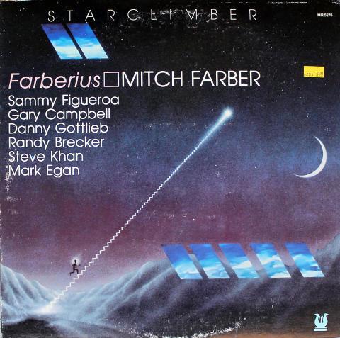 """Farberius Vinyl 12"""""""