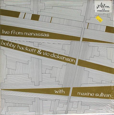 """Buddy Hackett / Vic Dickenson / Maxine Sullivan Vinyl 12"""""""