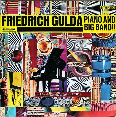 """Friedrich Gulda Vinyl 12"""""""