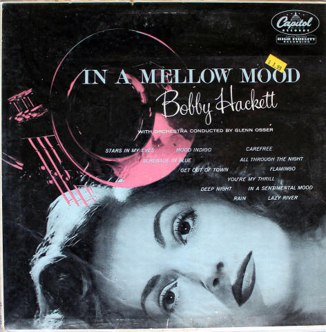 "Bobby Hackett With Orchestra Vinyl 12"""