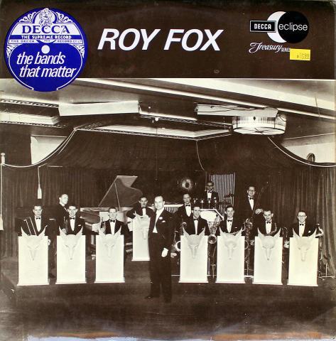 """Roy Fox Vinyl 12"""""""