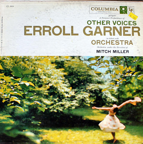 Erroll Garner With Orchestra Vinyl 12""