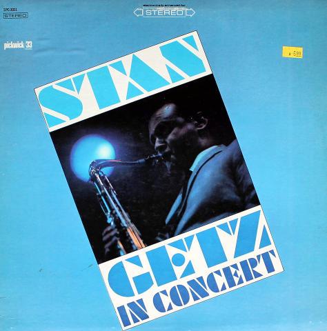 "Stan Getz Vinyl 12"""
