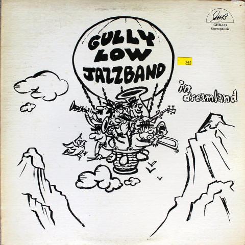 "Gully Low Jazzband Vinyl 12"""