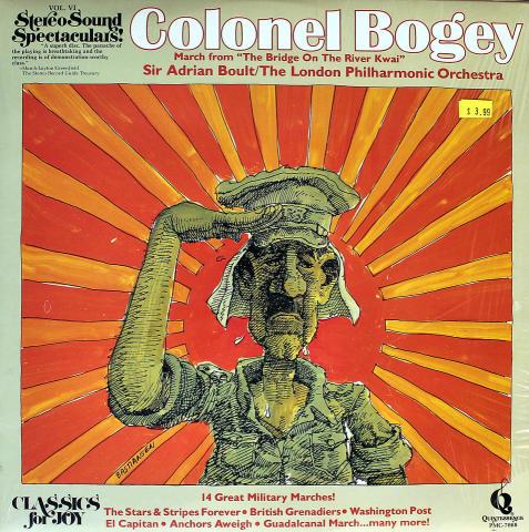 """Colonel Bogey Vinyl 12"""""""
