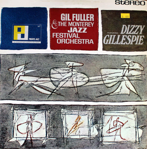 "Gil Fuller & The Monterey Jazz Festival Orchestra Vinyl 12"" (Used)"