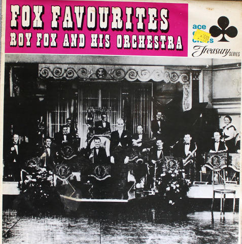 """Roy Fox And His Orchestra Vinyl 12"""""""