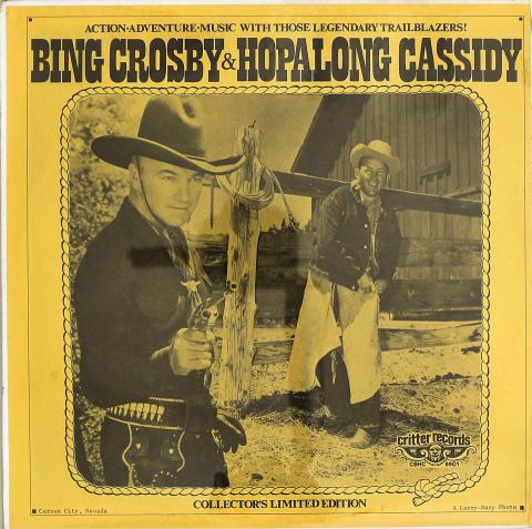 """Bing & Hoppy Vinyl 12"""""""