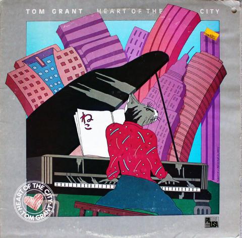 "Tom Grant Vinyl 12"""