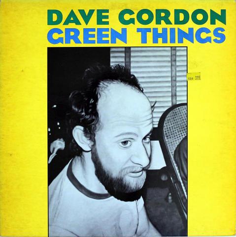"Dave Gordon Vinyl 12"""