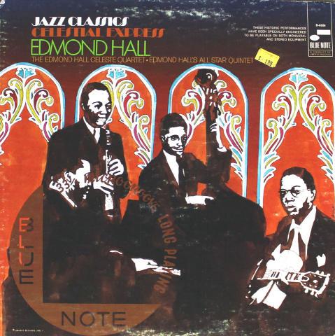 "Edmond Hall Vinyl 12"""