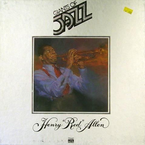 """Henry """"Red"""" Allen Vinyl 12"""""""