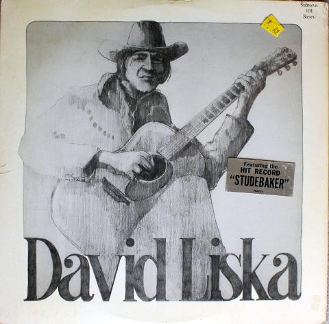 """David Liska Vinyl 12"""""""