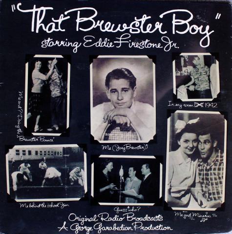 """Eddie Firestone, Jr. Vinyl 12"""""""
