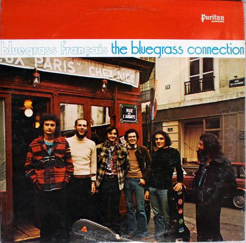 "Bluegrass Francais Vinyl 12"""