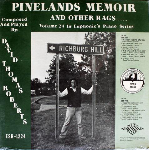 "Pineland Memoir Vinyl 12"""