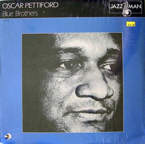 "Oscar Pettiford Vinyl 12"""