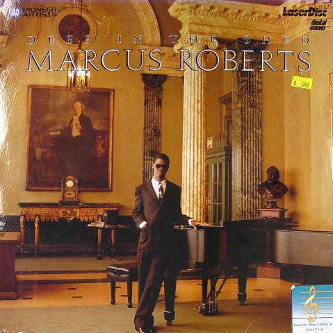 "Marcus Roberts Vinyl 12"""
