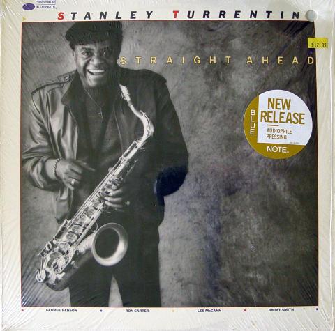"Stanley Turrentin Vinyl 12"""