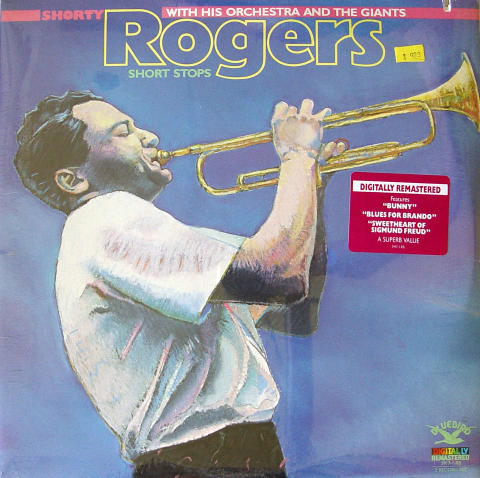 """Shorty Rogers With His Orchestra And The Giants Vinyl 12"""""""