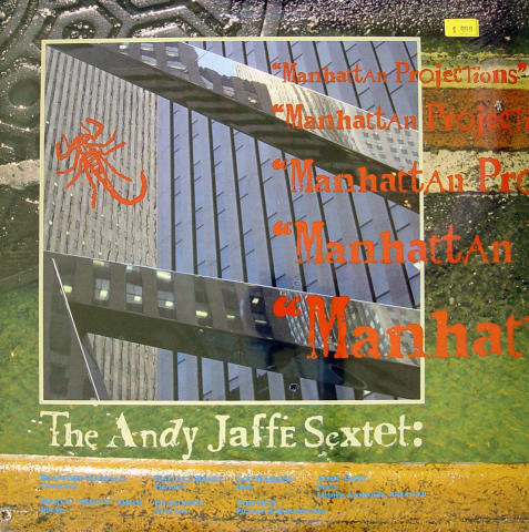 "The Andy Jaffe Sextet Vinyl 12"""