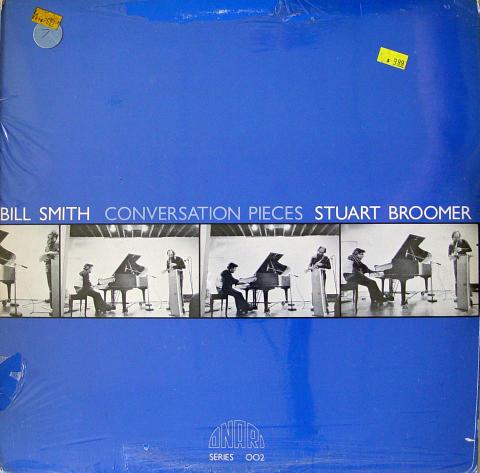 """Bill Smith Vinyl 12"""""""